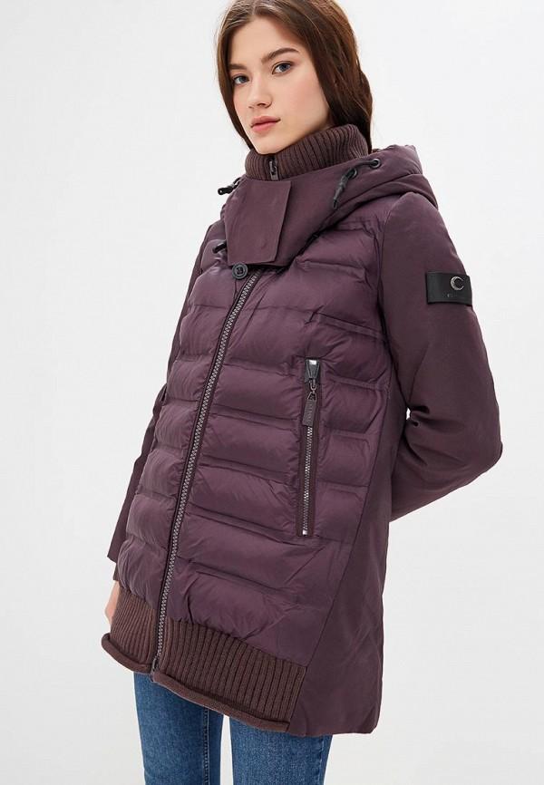 Куртка утепленная Clasna Clasna CL016EWDIAG4 куртка утепленная clasna clasna cl016ewyfc93