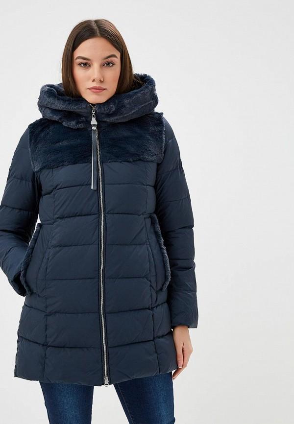 Куртка утепленная Clasna Clasna CL016EWDIAG7 одежда clasna официальный сайт
