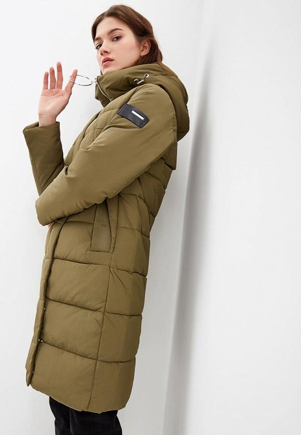 Куртка утепленная Clasna Clasna CL016EWDIAI4 куртка утепленная clasna clasna cl016ewnlr90