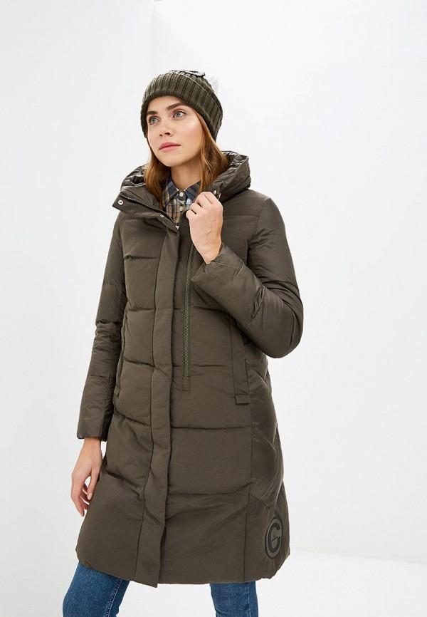 Куртка утепленная Clasna Clasna CL016EWDIAI8 одежда clasna официальный сайт