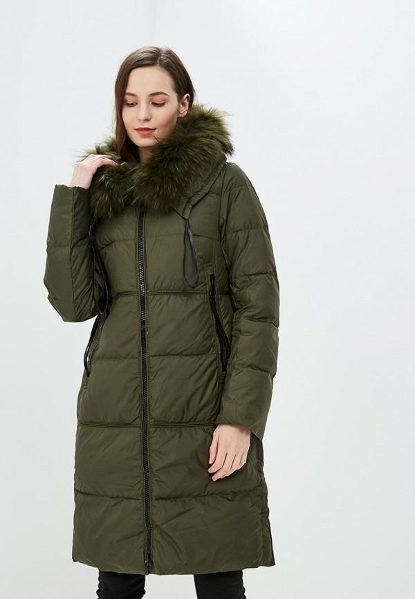 Куртка утепленная Clasna Clasna CL016EWDIAK0 куртка утепленная clasna clasna cl016ewyez67