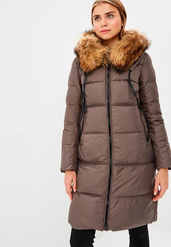 Куртка утепленная Clasna Clasna CL016EWDIAK2 куртка утепленная clasna clasna cl016ewnlr90