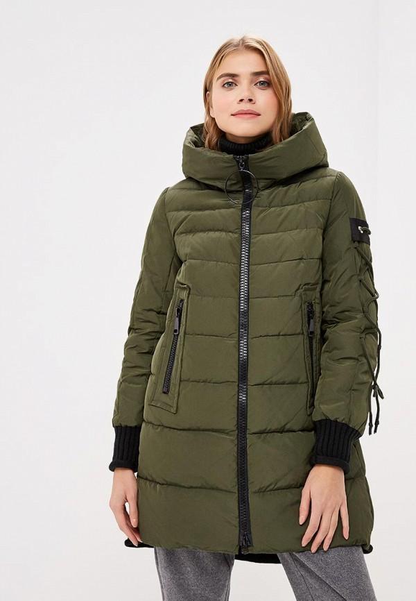 Куртка утепленная Clasna Clasna CL016EWDIAK4