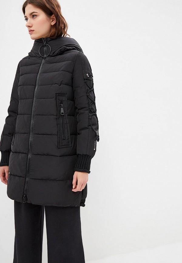 Куртка утепленная Clasna Clasna CL016EWDIAK5 одежда clasna официальный сайт