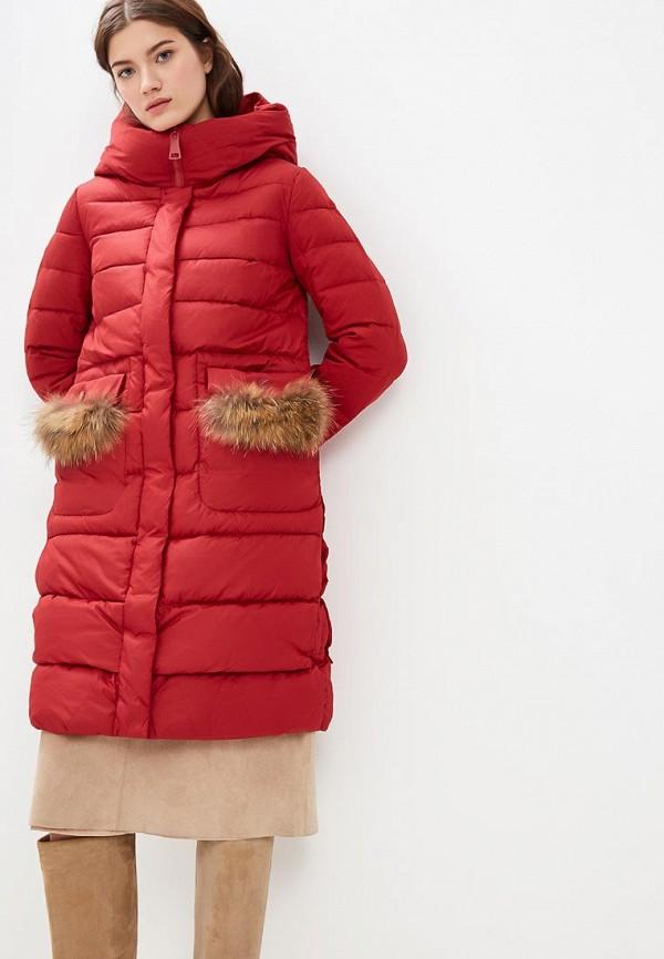 Куртка утепленная Clasna Clasna CL016EWDIAK7 куртка clasna cw16c 043