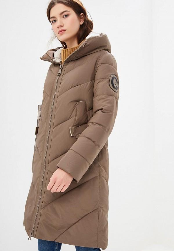Куртка утепленная Clasna Clasna CL016EWDIAO8 куртка утепленная clasna clasna cl016ewnlr90