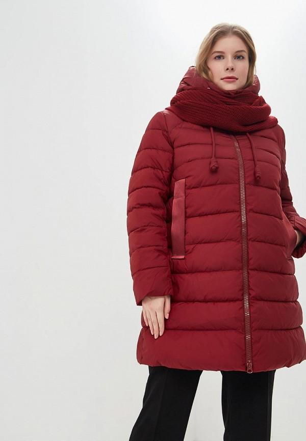 Куртка утепленная Clasna Clasna CL016EWDIAS7 куртка утепленная clasna clasna cl016ewyez67
