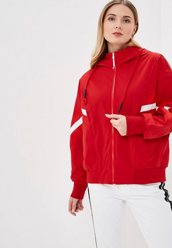 Куртка утепленная Clasna Clasna CL016EWEPJN8 ветровка clasna clasna cl016ewepjq8