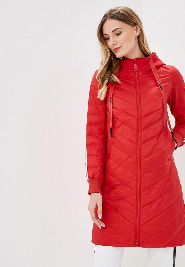 Куртка утепленная Clasna Clasna CL016EWEPJQ2 куртка утепленная clasna clasna cl016ewyez67