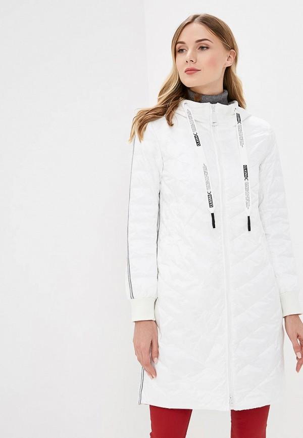 Куртка утепленная Clasna Clasna CL016EWEPJQ6 ветровка clasna clasna cl016ewepjq8