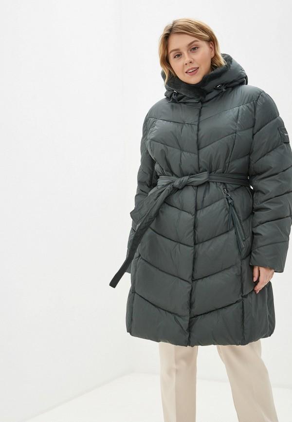 Куртка утепленная Clasna Clasna CL016EWGTBY1 пуховик clasna clasna cl016ewyfd17