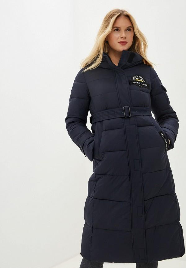 Куртка утепленная Clasna Clasna CL016EWGTCA9 цена