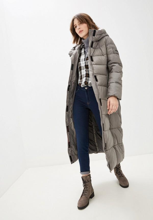 Куртка утепленная Clasna Clasna CL016EWGTCB4