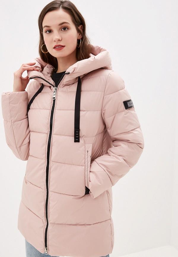 Куртка утепленная Clasna Clasna CL016EWGTCB5 цены онлайн