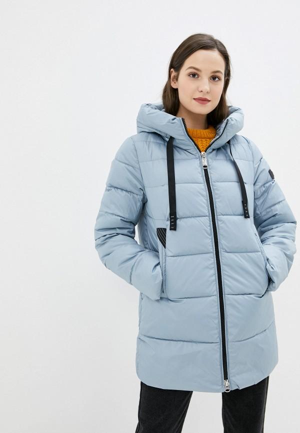 Куртка утепленная Clasna Clasna CL016EWGTCB6 цена