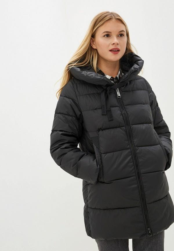 Куртка утепленная Clasna Clasna CL016EWGTCB7 пуховик clasna clasna cl016ewyfd17