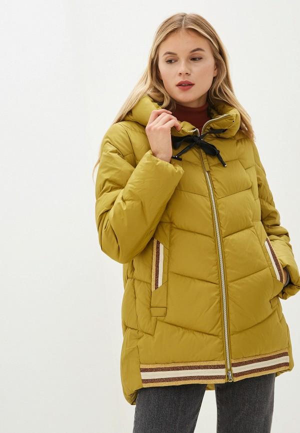 Куртка утепленная Clasna Clasna CL016EWGTCE8 цена