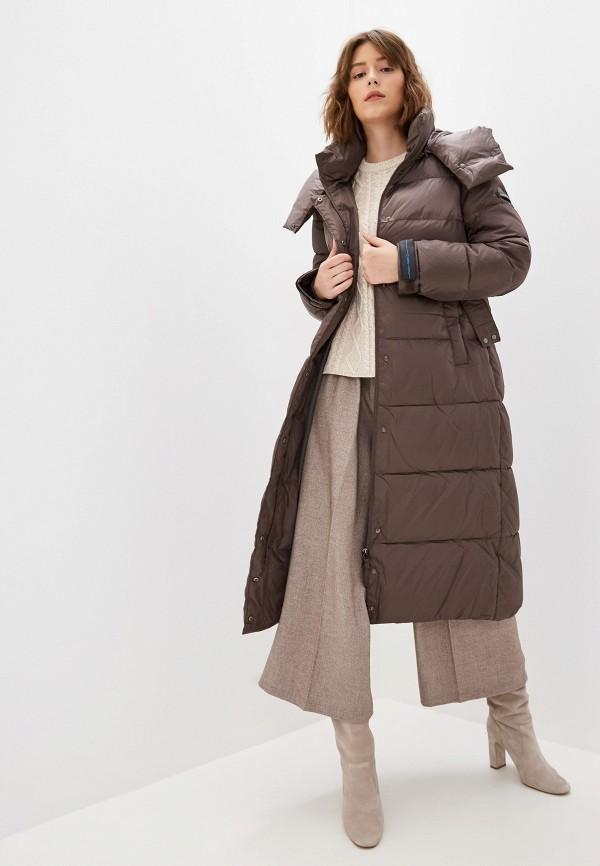 Куртка утепленная Clasna Clasna CL016EWGTCG5