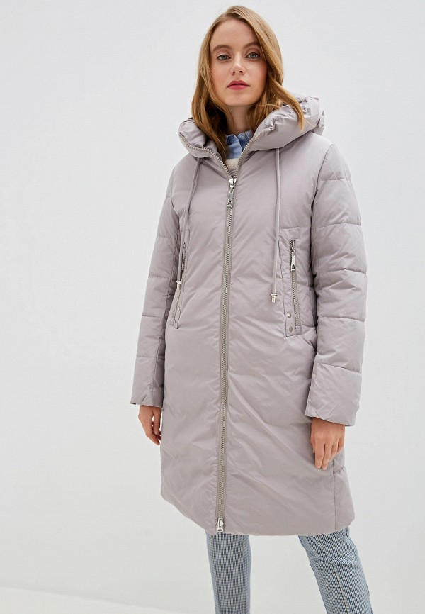 Куртка утепленная Clasna Clasna CL016EWGTCL5 цена