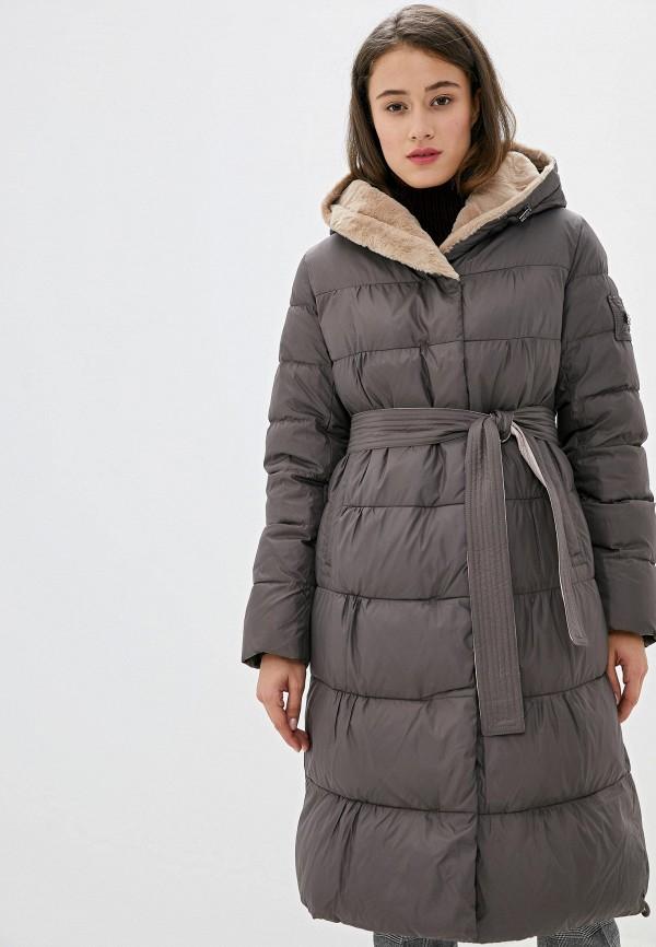 Куртка утепленная Clasna Clasna CL016EWGTCL9 цена