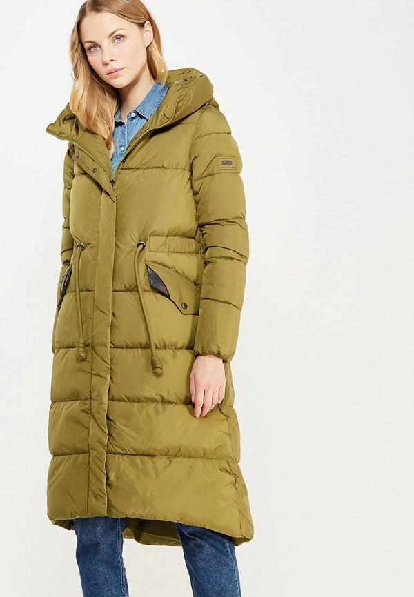 Куртка утепленная Clasna Clasna CL016EWYEZ91 куртка утепленная clasna clasna cl016ewyfc93