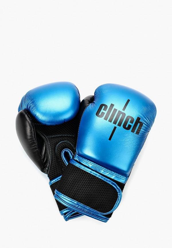 женские перчатки clinch, фиолетовые