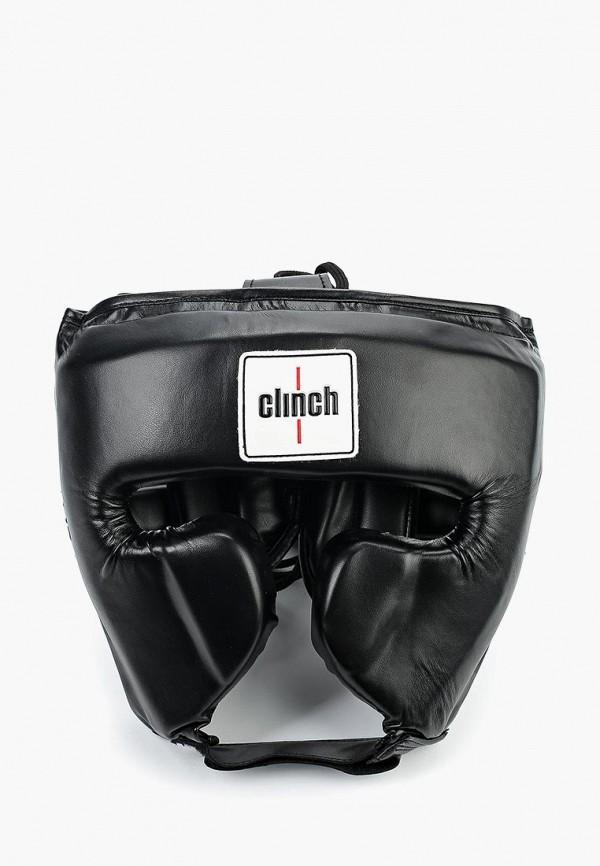 Купить Шлем Clinch, Punch, cl018dutzo31, черный, Весна-лето 2019