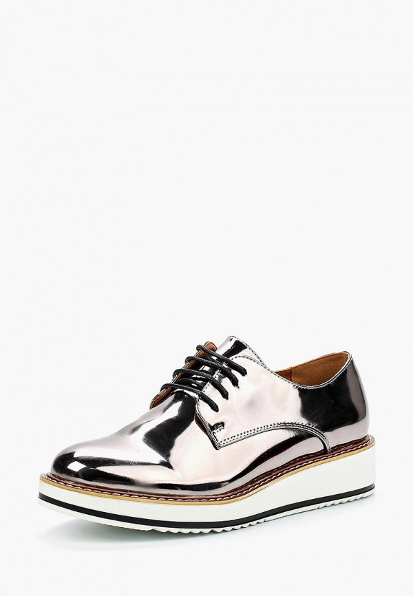 Купить Ботинки Clowse, cl020awbocx2, серебряный, Весна-лето 2018