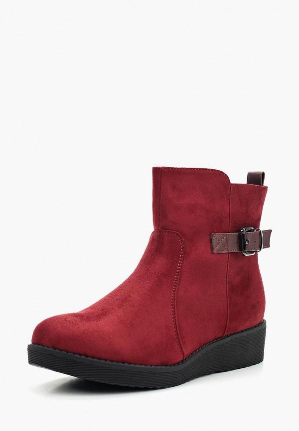 Купить Ботинки Clowse, cl020awxmg10, красный, Осень-зима 2017/2018