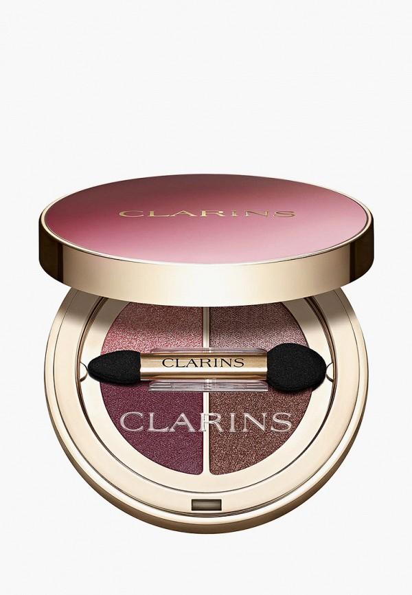 женский тени для век clarins, разноцветный