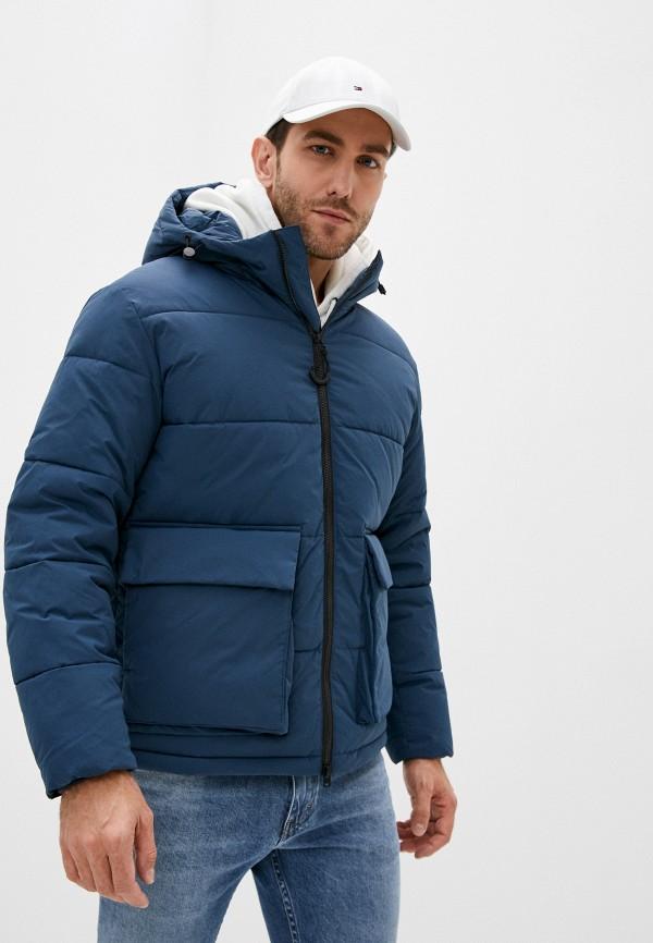 мужская куртка closed, синяя