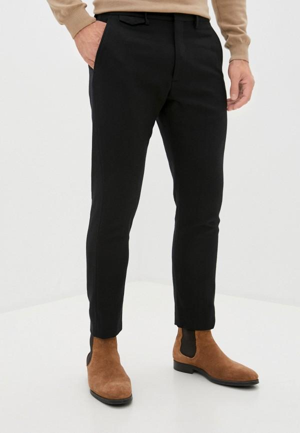 мужские повседневные брюки closed, черные