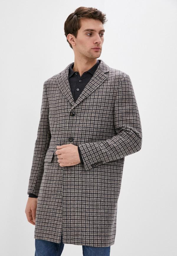 мужское пальто closed, бежевое