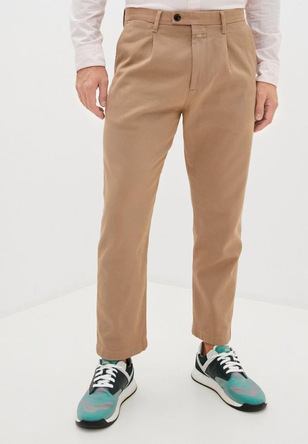 мужские повседневные брюки closed, бежевые