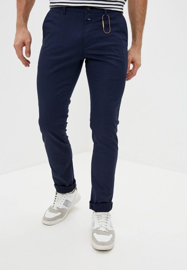 мужские повседневные брюки closed, синие