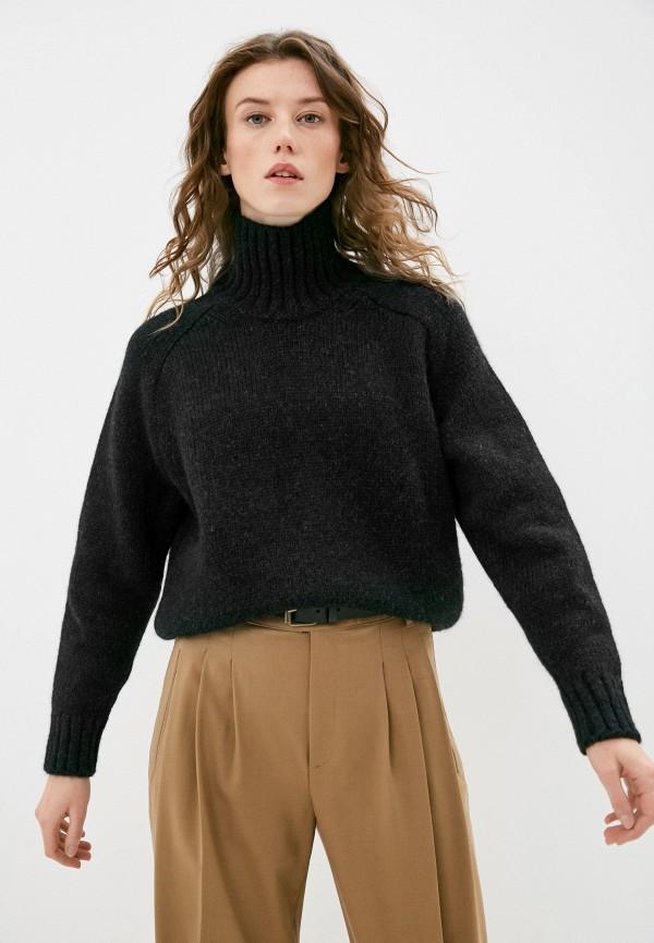 женский свитер closed, черный