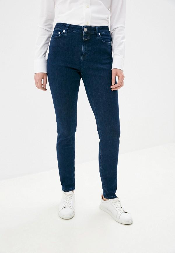женские джинсы closed, синие