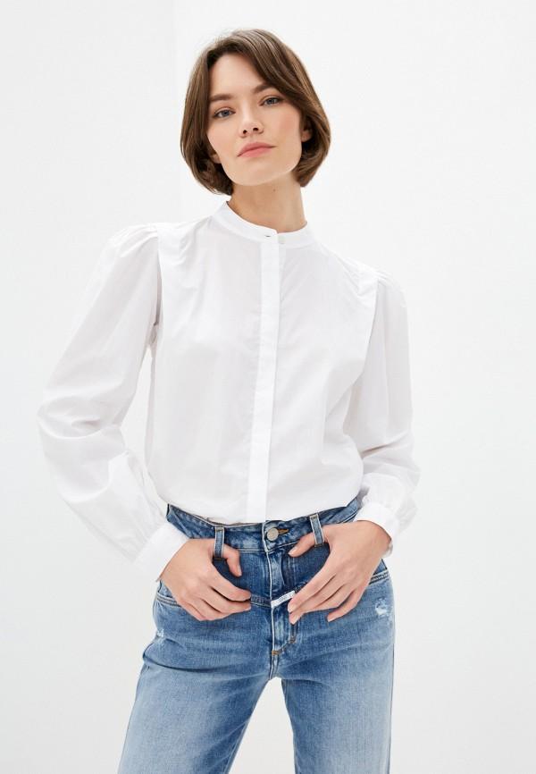 женская блузка closed, белая