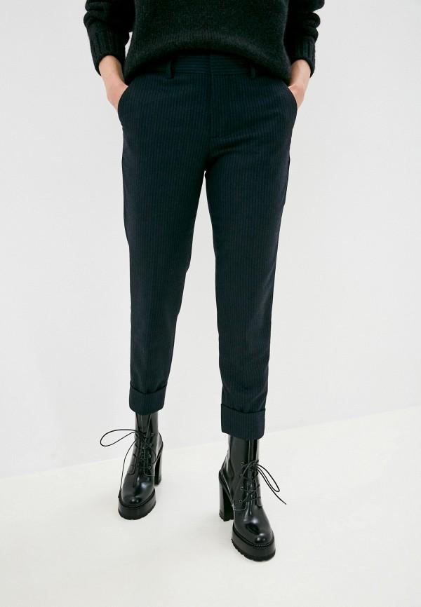 женские классические брюки closed, синие