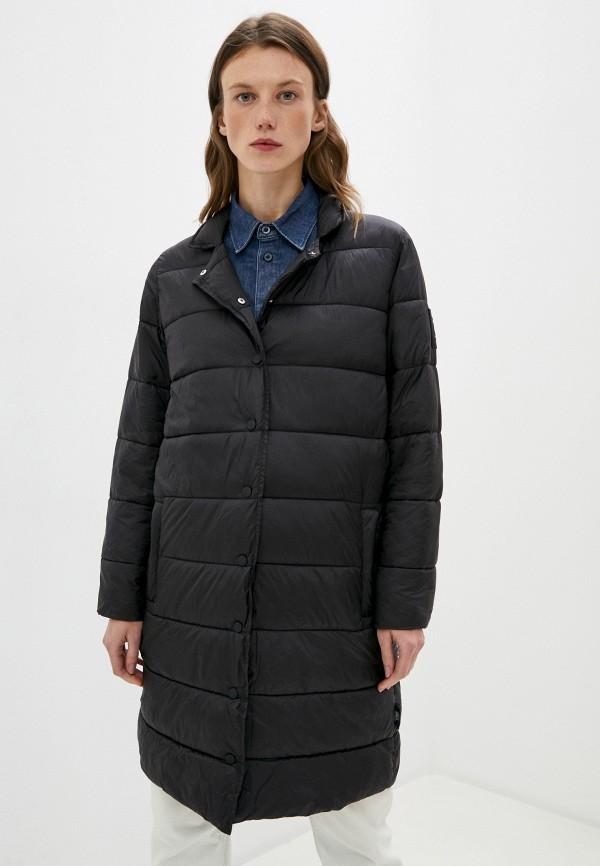 женская куртка closed, черная