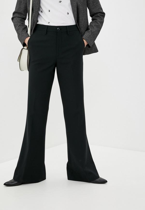 женские повседневные брюки closed, черные