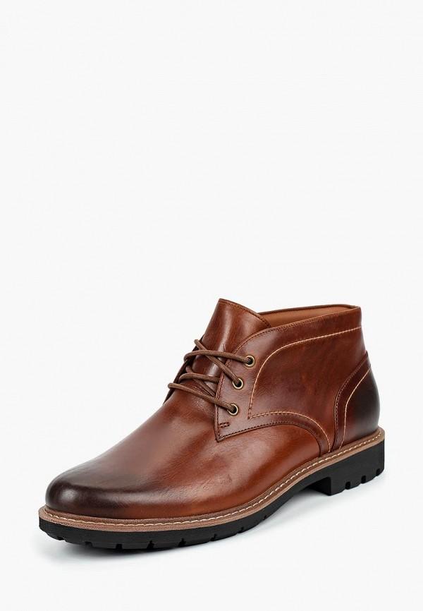 Ботинки Clarks Clarks CL567AMBUUO4 демисезонные ботинки clarks 203578547 orson lace 15