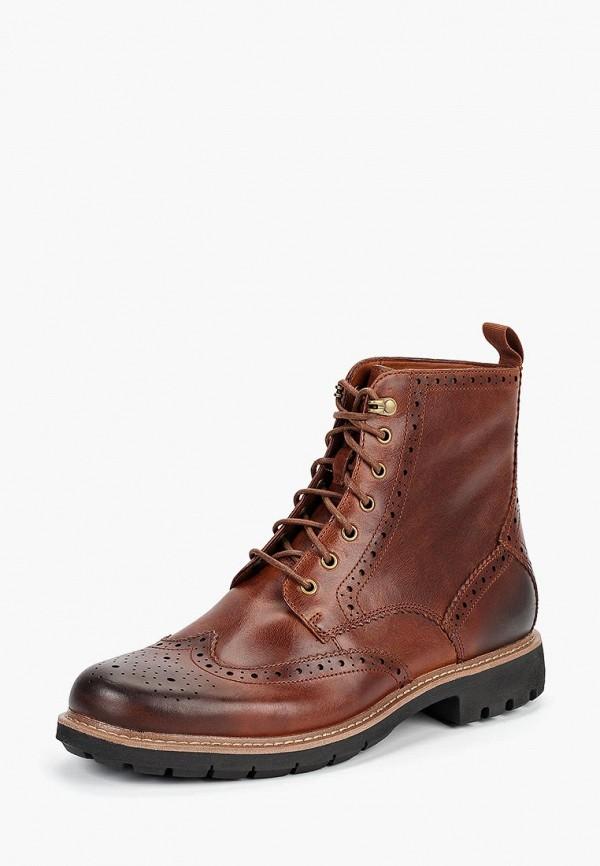Ботинки Clarks Clarks CL567AMBUUO6 демисезонные ботинки clarks 203578547 orson lace 15