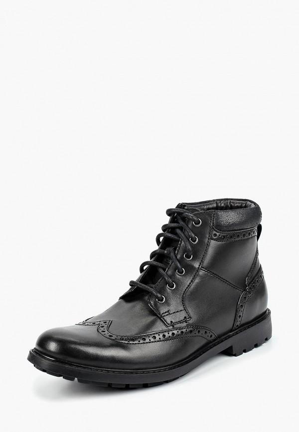 Ботинки Clarks Clarks CL567AMBUUP1 демисезонные ботинки clarks 203578547 orson lace 15