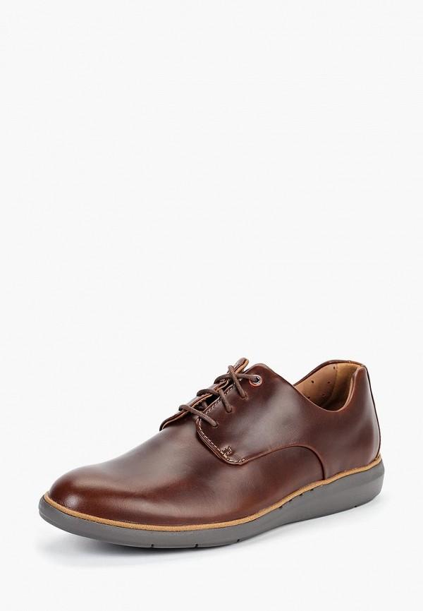 Туфли Clarks Clarks CL567AMBUUR6 цены онлайн