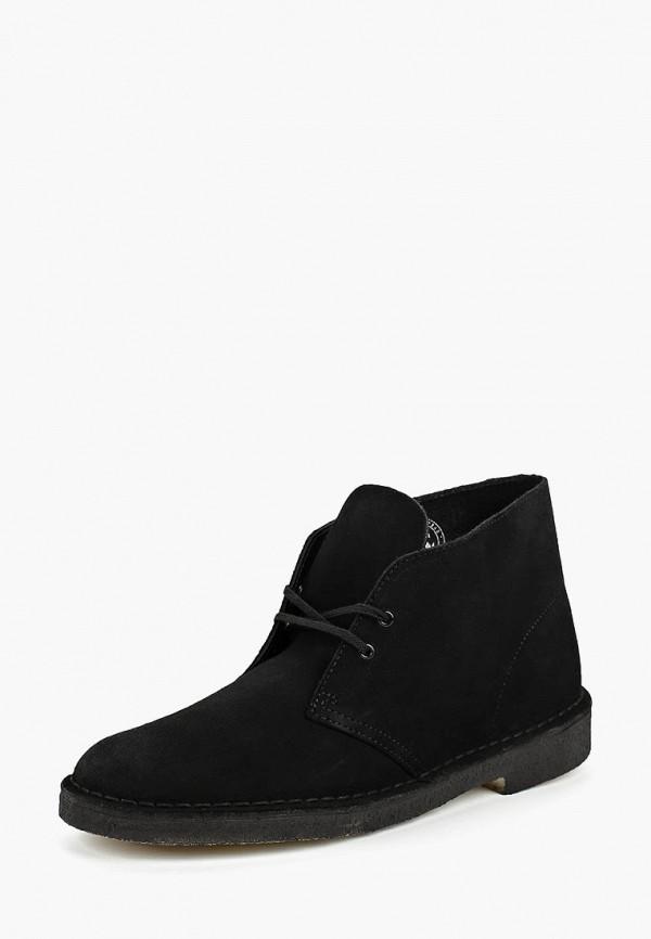 Ботинки Clarks Clarks CL567AMBUUR7 цены онлайн