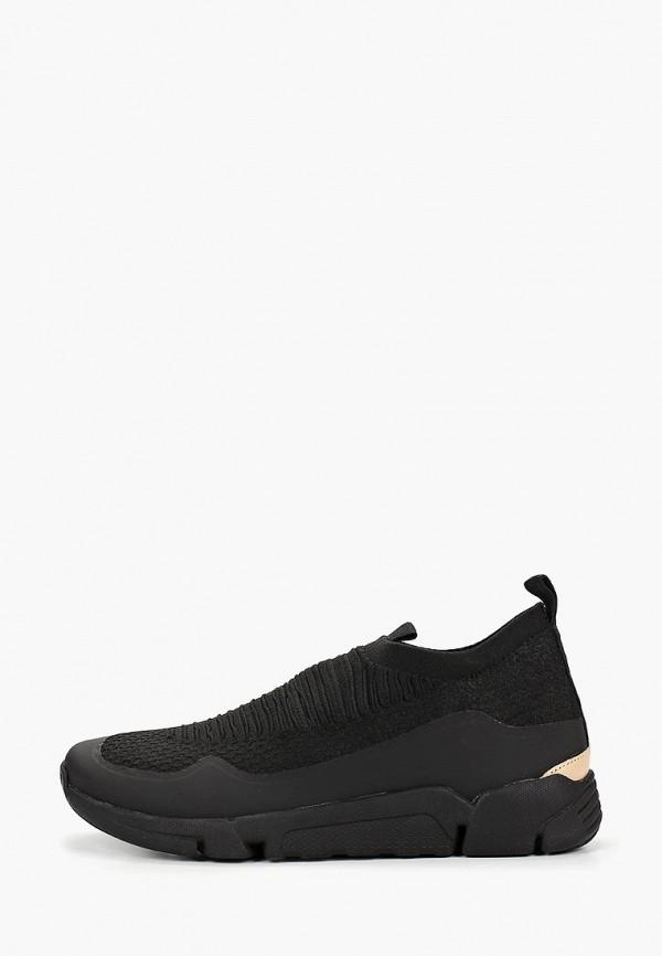 мужские кроссовки clarks, черные