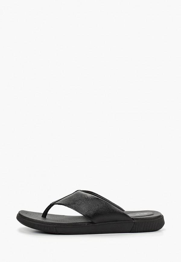 мужские сандалии clarks, черные