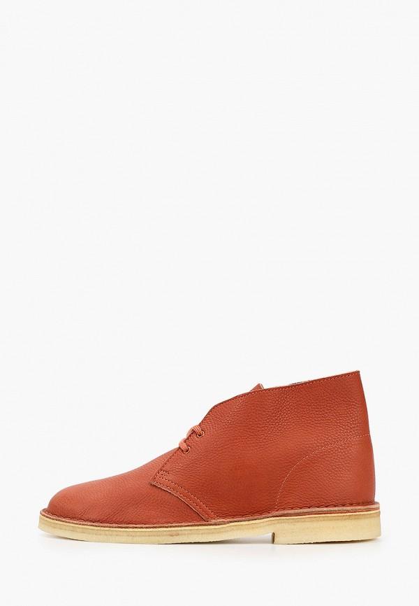 Ботинки Clarks Clarks CL567AMGEQO2 цена