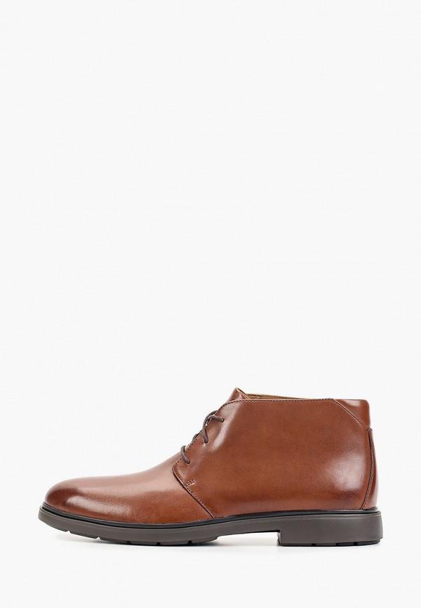 Ботинки Clarks Clarks CL567AMGEQP3 цена